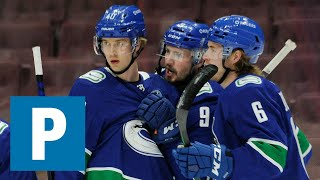 Coach Travis Green  on Vancouver Canucks 6-5 win over the Montreal Canadiens   The Province