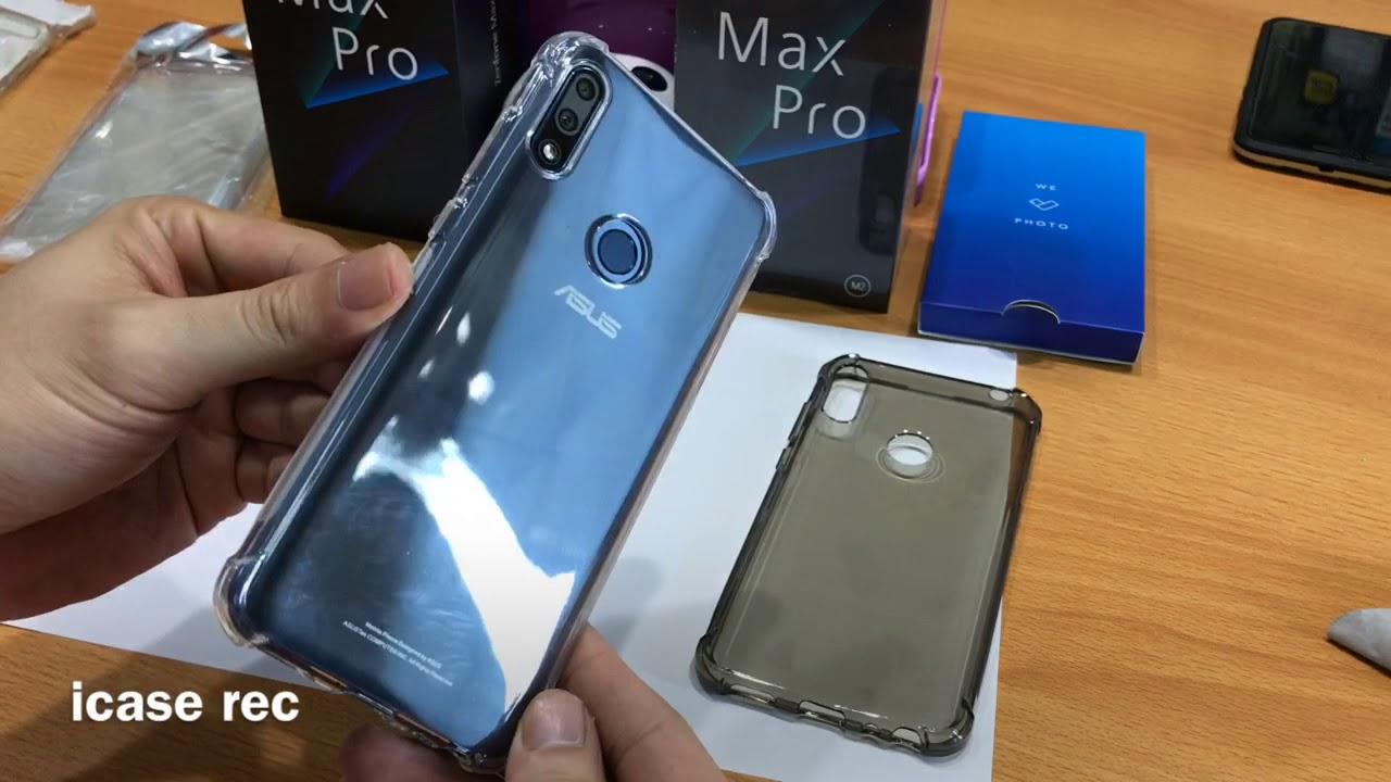 on sale f3b46 d845a Asus Zenfone Max Pro M2 ZB631KL Casing Cover Anti Crack Premium Quality