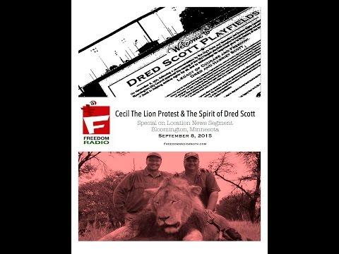Cecil The Lion & The Spirit of Dred Scott (Full Segment)