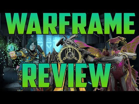 Warframe Review | Used to be Trash, now a Compelling Game | Titles trigger people