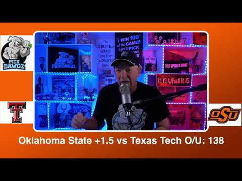Oklahoma State vs Texas Tech 2/22/21 Free College Basketball Pick and Prediction CBB Betting Tips