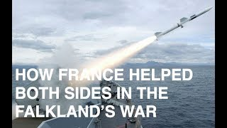 How France helped both sides in the Falkland's War