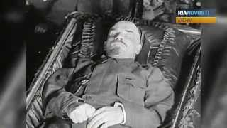 Wladimir Lenins 90. Todestag