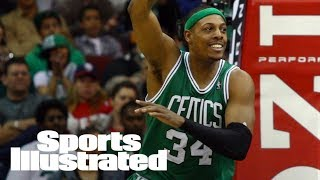Celtics Announce They Will Retire Paul Pierce's Number Next Season | SI Wire | Sports Illustrated