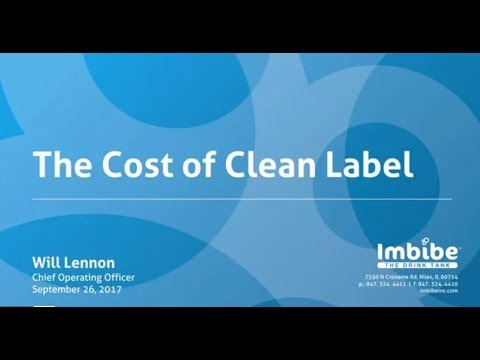 Webinar: Clean Label Supply Chain