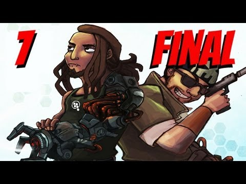 Matt & Woolie Play Bionic Commando Re-Armed CO-OP (FINAL)