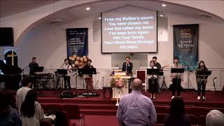 ICC WORSHIP SERMON(Sunday IM) 3/8/2020 'Freedom from obsession & addiction' (Lev. 15:1-15) Pastor J