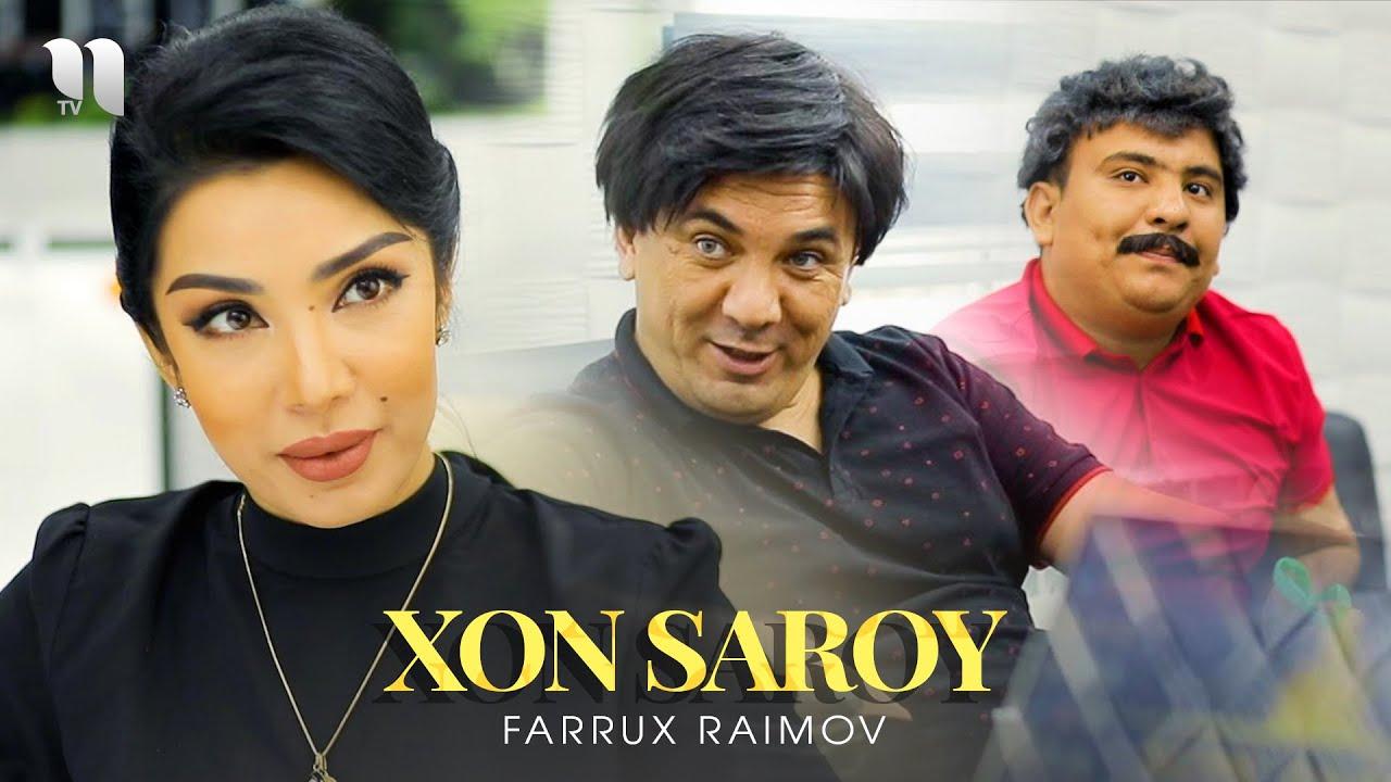 Farrux Raimov - Xon saroy (Official Music Video)