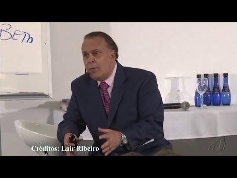 """Dr. Lair Ribeiro Fala da """"Farmácia de Deus"""", Adotada Por Marcelo Rezende na Luta Contra o Câncer"""