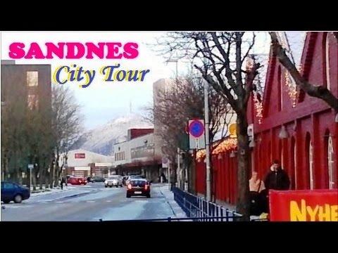 Sandnes City Tour, Norway