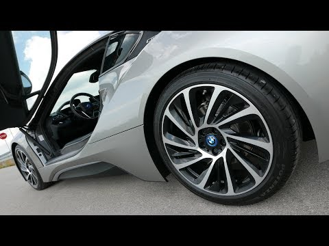 2018 Bmw I8 0 200 Km H Acceleration Test Engine Sound