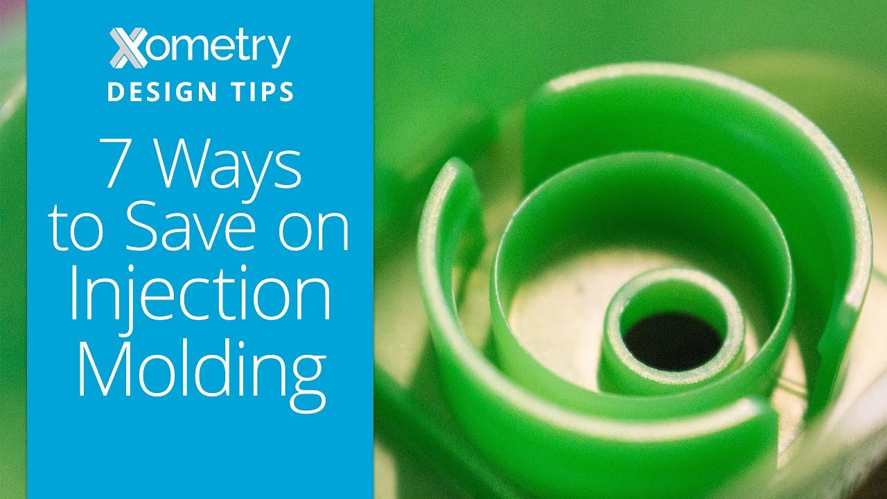 7 Ways to Save on Injection Molding