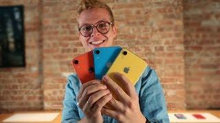 iPhone XR: primeras impresiones