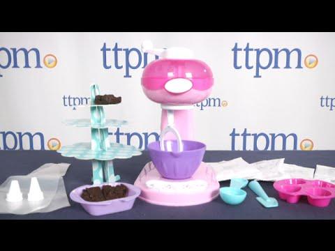 Cake Pop Maker Unboxing Set