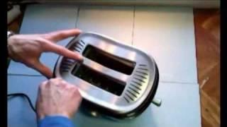 Toaster HISOBLAB-153