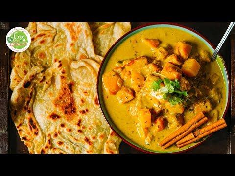 Vegan One Pot Pumpkin Curry Sri Lankan Cuisine Recipe