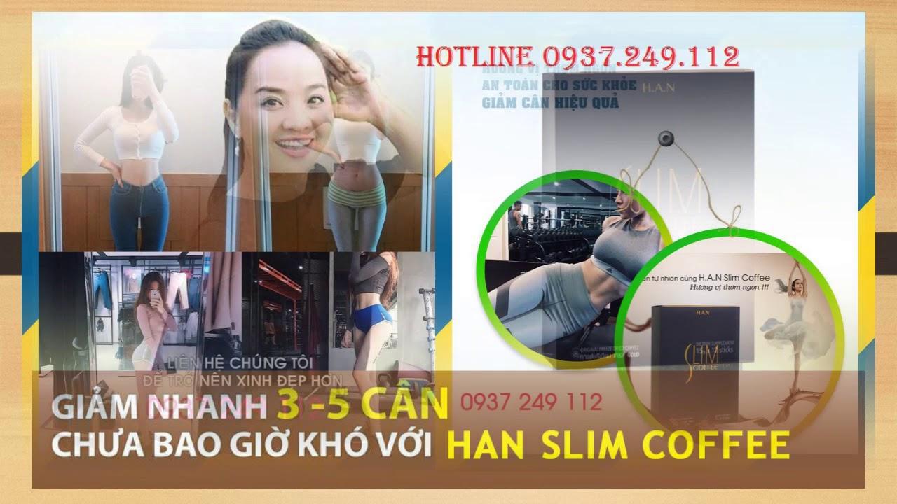 Cà Phê Giảm Cân Của Thái   Han Slim Coffee 0937249112 Zalo