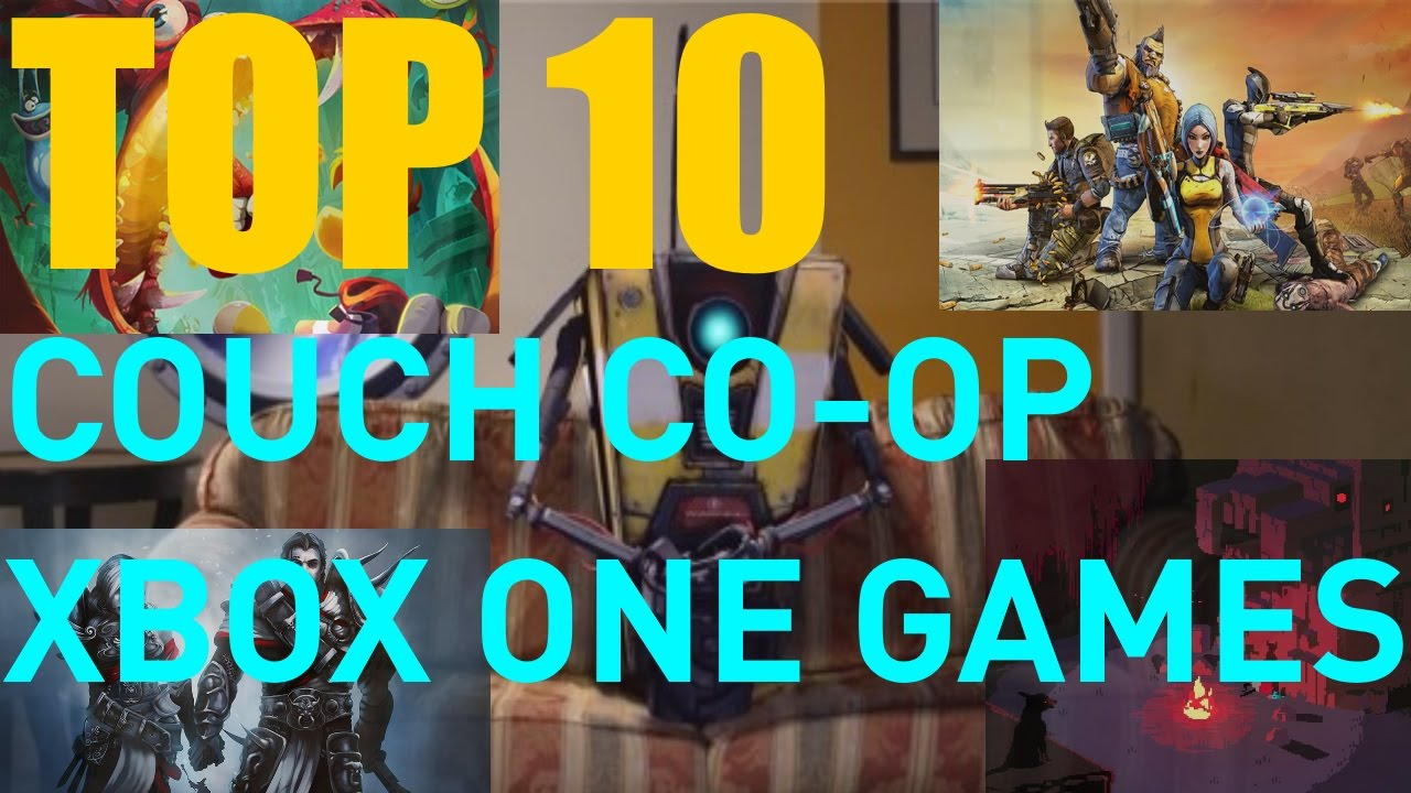Great Games For Xbox 1 : Best couch co op games xbox one fandifavi