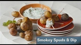 Apps in a Snap Smoky Spuds & Dip Thumbnail