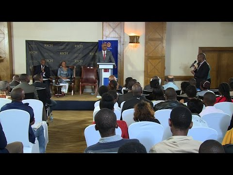 #Mindspeak Central Bank of Kenya Governor Dr. Njoroge Q AND A Session