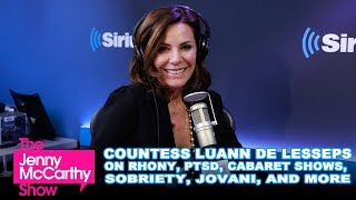 Countess Luann de Lesseps on PTSD, Probation, Cabaret, Jovani, friendships, and more