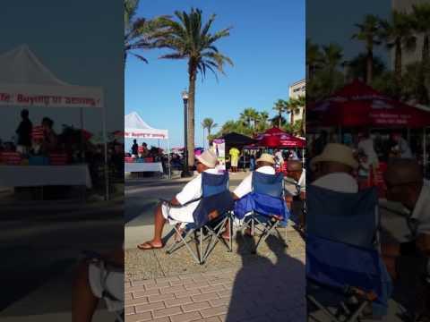 Jazz music in Jacksonville Beach, Florida