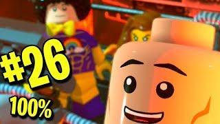 LEGO NA 100% Metropolis CZĘŚĆ 2 LEGO DC Super-Villains - LEGO DC SUPER ZŁOCZYŃCY | BROT