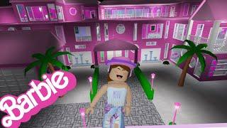 My Barbie House Tour in Bloxburg ROBLOX ?