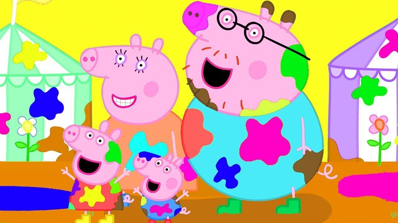 Peppa Pig Português Brasil   As aventuras da Peppa   Desenhos Animados