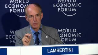 Davos 2015 - Press Conference Planetary Boundaries: Blueprint for Managing Systemic Global Risk