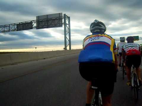 Loop 1604 ride at 1604 & Hwy 35 in San Antonio,Texas