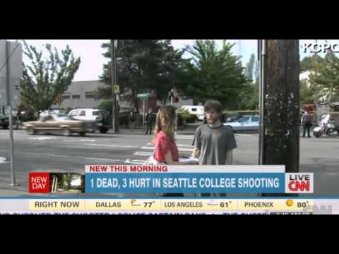Seattle Pacific University Shooting Video