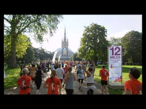 2010 Royal Parks Foundation Half Marathon