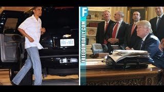 OBAMA CAUGHT STEALING KEY ITEM FROM TRUMP