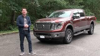 Nissan Titan XD Review - Vancouver Nissan, BC