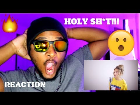 Rockstar Post Malone   Sofia Karlberg Cover REACTION