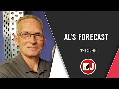 Weather Update | Al Dutcher | April 30, 2021