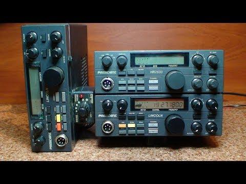 CB Radio President Lincoln - Repair - 3