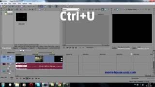 Видеоурок как отделить аудио от видео