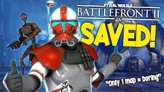 Star Wars Battlefront 2 IS SAVED!