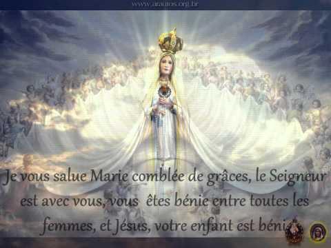 Je Vous salue Marie interprété par Sylvie Buisset