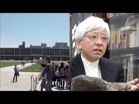 Interview with Kenji Shiga, director of the Hiroshima Peace Memorial Museum