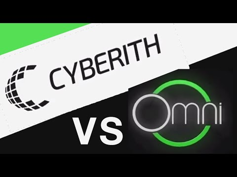 Cyberith Virtualizer VS Virtuix Omni - Cyberith VS Omni - Visual Comparison