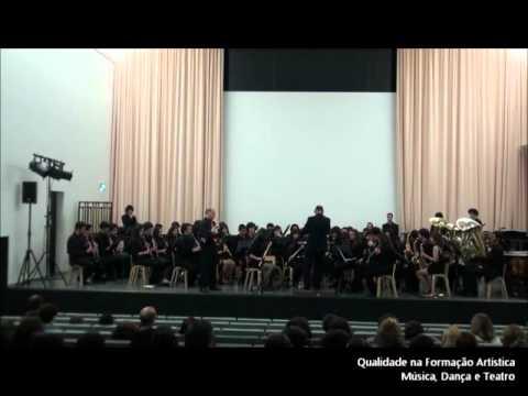 Sons da Noite: Concerto pela Orquestra de Sopros e Solistas (Hernâni Petiz)