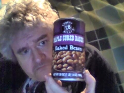 Cowboy Billy's maple cured bacon baked beans