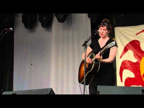 Mariposa Folk Festival 2011:  Amelia Curran - The San Andreas Fault