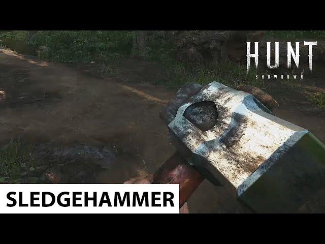 Sledgehammer | Hunt: Showdown