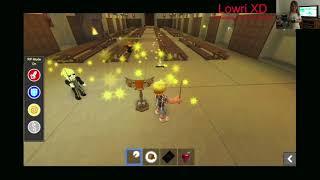 Roblox Wizardry Harry Potter - Lowri XD