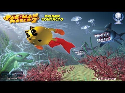 Primer Contacto: Pac-Man World 2 (Gameplay En Español, Ps2)