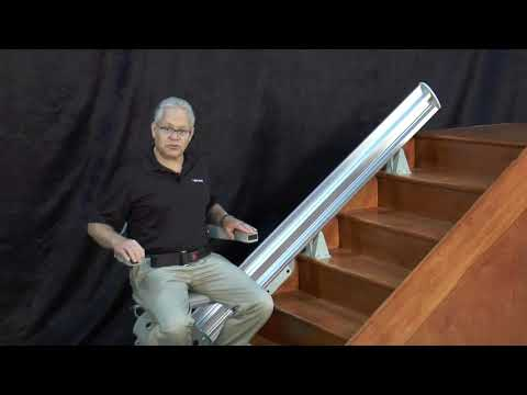 Stair Lift Basics How Stair Lifts Work